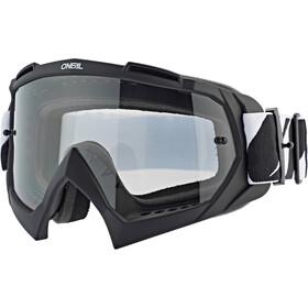 O'Neal B-10 Goggles, twoface-black-clear